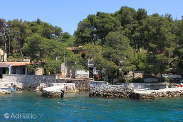Property Lavdara (Dugi otok) - Accommodation 396 - Vacation Rentals near sea.