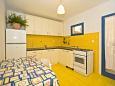 Kitchen - Apartment A-4008-c - Apartments Uvala Tvrdni Dolac (Hvar) - 4008