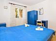 Bedroom 1 - Apartment A-4008-c - Apartments Uvala Tvrdni Dolac (Hvar) - 4008