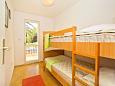Bedroom 4 - Apartment A-4008-c - Apartments Uvala Tvrdni Dolac (Hvar) - 4008