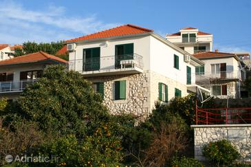 Property Hvar (Hvar) - Accommodation 4021 - Apartments with pebble beach.