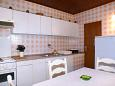Kitchen - Apartment A-4058-a - Apartments Mandre (Pag) - 4058