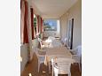 Terrace 1 - Apartment A-4068-a - Apartments Novalja (Pag) - 4068
