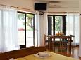 Dining room - Studio flat AS-4071-c - Apartments Stara Novalja (Pag) - 4071