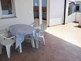Terrace - Apartment A-4085-c - Apartments Mandre (Pag) - 4085