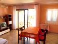 Dining room - Apartment A-4088-a - Apartments Kustići (Pag) - 4088