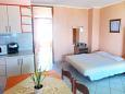 Living room - Apartment A-4088-b - Apartments Kustići (Pag) - 4088