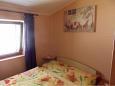 Kustići, Bedroom 2 u smještaju tipa apartment, WIFI.