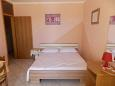 Bedroom - Studio flat AS-4088-b - Apartments Kustići (Pag) - 4088