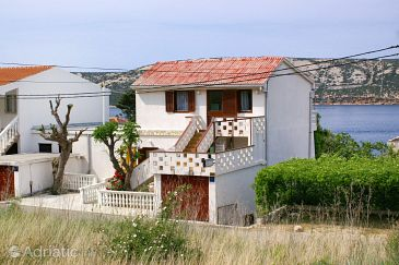 Property Stara Novalja (Pag) - Accommodation 4099 - Apartments near sea.