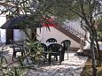 Terrace - Apartment A-410-a - Apartments Njivice (Krk) - 410