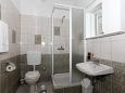 Bathroom - Apartment A-4105-a - Apartments Mandre (Pag) - 4105