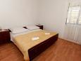 Bedroom 1 - Apartment A-4105-a - Apartments Mandre (Pag) - 4105