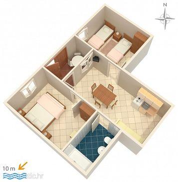 Apartment A-4114-c - Apartments Novalja (Pag) - 4114