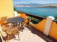 Terrace - Apartment A-4119-c - Apartments Pag (Pag) - 4119