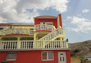 Obiekt Zubovići (Pag) - Zakwaterowanie 4125 - Apartamenty blisko morza.