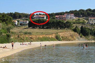 Property Vlašići (Pag) - Accommodation 4131 - Apartments with sandy beach.