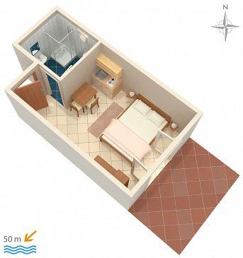 Studio AS-4149-a - Apartamenty Pag (Pag) - 4149