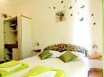 Bedroom - Studio flat AS-4149-a - Apartments Pag (Pag) - 4149