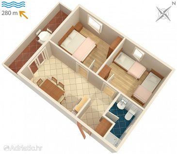 Apartment A-4231-a - Apartments Vodice (Vodice) - 4231