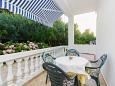 Terrace - Apartment A-4231-a - Apartments Vodice (Vodice) - 4231