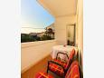 Terrace - Studio flat AS-4231-a - Apartments Vodice (Vodice) - 4231