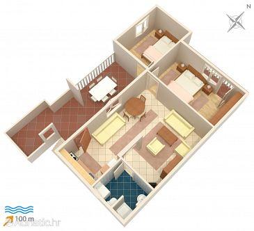Apartment A-4263-d - Apartments Rogoznica (Rogoznica) - 4263