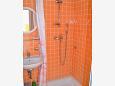 Bathroom - Studio flat AS-4281-e - Apartments Pisak (Omiš) - 4281