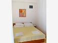 Bedroom - Studio flat AS-4281-e - Apartments Pisak (Omiš) - 4281