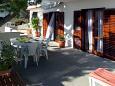 Terrace - Apartment A-4282-a - Apartments Marušići (Omiš) - 4282