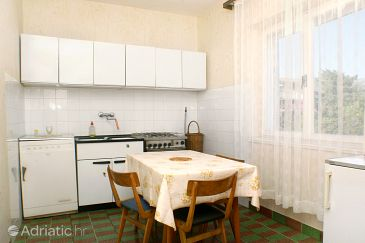 Kaštel Štafilić, Kitchen u smještaju tipa room, dopusteni kucni ljubimci.