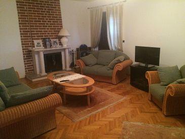 Sveti Filip i Jakov, Living room u smještaju tipa apartment, WIFI.