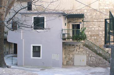 Property Omiš (Omiš) - Accommodation 4327 - Apartments with sandy beach.