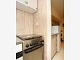 Kitchen - Apartment A-4330-c - Apartments and Rooms Podgora (Makarska) - 4330