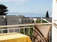 Balcony - Studio flat AS-4332-a - Apartments Podgora (Makarska) - 4332