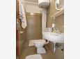 Bathroom - Studio flat AS-4332-a - Apartments Podgora (Makarska) - 4332