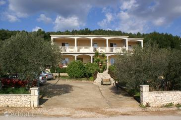 Property Lumbarda (Korčula) - Accommodation 4345 - Apartments and Rooms near sea.