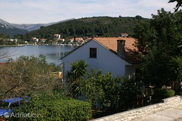 Property Žrnovska Banja (Korčula) - Accommodation 4347 - Apartments near sea.