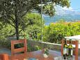 Terrace - view - Apartment A-4391-a - Apartments Korčula (Korčula) - 4391