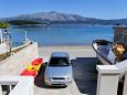 Parking lot Lumbarda (Korčula) - Accommodation 4394 - Apartments near sea with sandy beach.