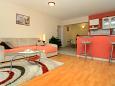 Living room - Apartment A-4396-a - Apartments Medvinjak (Korčula) - 4396