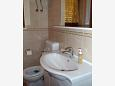 Bathroom 1 - Apartment A-4407-a - Apartments Korčula (Korčula) - 4407