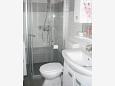 Brna, Bathroom u smještaju tipa apartment, WIFI.