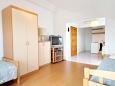 Bedroom - Studio flat AS-4433-b - Apartments Korčula (Korčula) - 4433