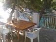 Terrace - Apartment A-4434-a - Apartments Bratinja Luka (Korčula) - 4434