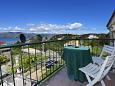 Balcony - Apartment A-4438-b - Apartments Lumbarda (Korčula) - 4438