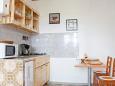 Dining room - Studio flat AS-4447-a - Apartments Lumbarda (Korčula) - 4447