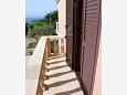Balcony - Apartment A-4453-a - Apartments Zavalatica (Korčula) - 4453