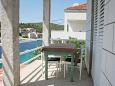 Taras - Apartament A-4461-a - Apartamenty Zavalatica (Korčula) - 4461