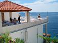 Podwórko Zavalatica (Korčula) - Zakwaterowanie 4461 - Apartamenty blisko morza.